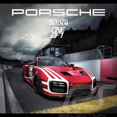 Calendrier Porsche 2022 One...