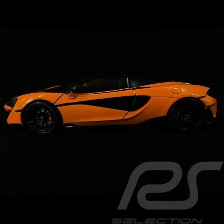 McLaren 600 LT 2018 Orange...