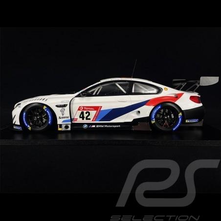 BMW M6 GT3 3ème 24H...