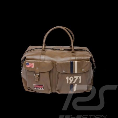 Very Big Leather Bag Steve...