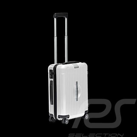Valise Trolley Porsche PTS Rimowa Multiwheel M Ultralight Blanc Carrara WAP0354010LB9A