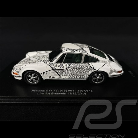 Porsche 911 T 1973 Live Art...