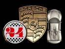 Pin's et magnets Porsche