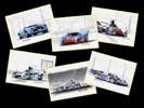Cartes postales Porsche